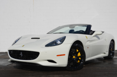 Used 2012 Ferrari California Used 2012 Ferrari California for sale Sold at Cauley Ferrari in West Bloomfield MI 59