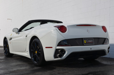 Used 2012 Ferrari California Used 2012 Ferrari California for sale Sold at Cauley Ferrari in West Bloomfield MI 62