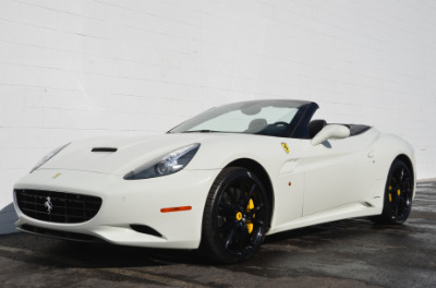 Used 2012 Ferrari California Used 2012 Ferrari California for sale Sold at Cauley Ferrari in West Bloomfield MI 71