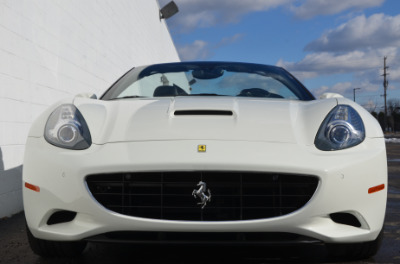 Used 2012 Ferrari California Used 2012 Ferrari California for sale Sold at Cauley Ferrari in West Bloomfield MI 72