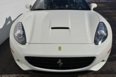 Used 2012 Ferrari California Used 2012 Ferrari California for sale Sold at Cauley Ferrari in West Bloomfield MI 73