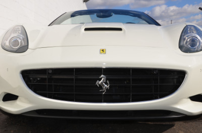 Used 2012 Ferrari California Used 2012 Ferrari California for sale Sold at Cauley Ferrari in West Bloomfield MI 75