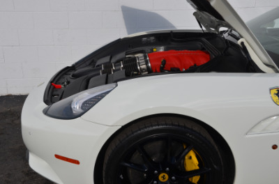 Used 2012 Ferrari California Used 2012 Ferrari California for sale Sold at Cauley Ferrari in West Bloomfield MI 76