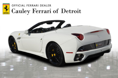 Used 2012 Ferrari California Used 2012 Ferrari California for sale Sold at Cauley Ferrari in West Bloomfield MI 8