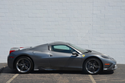 Used 2015 Ferrari 458 Speciale A convertible Used 2015 Ferrari 458 Speciale A convertible for sale $699,900 at Cauley Ferrari in West Bloomfield MI 19