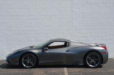 Used 2015 Ferrari 458 Speciale A convertible Used 2015 Ferrari 458 Speciale A convertible for sale $699,900 at Cauley Ferrari in West Bloomfield MI 23