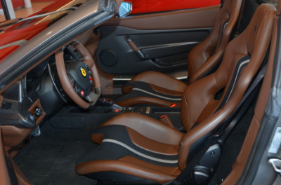 Used 2015 Ferrari 458 Speciale A convertible Used 2015 Ferrari 458 Speciale A convertible for sale $699,900 at Cauley Ferrari in West Bloomfield MI 29