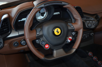 Used 2015 Ferrari 458 Speciale A convertible Used 2015 Ferrari 458 Speciale A convertible for sale $699,900 at Cauley Ferrari in West Bloomfield MI 36