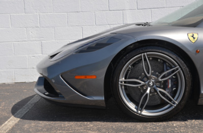 Used 2015 Ferrari 458 Speciale A convertible Used 2015 Ferrari 458 Speciale A convertible for sale $699,900 at Cauley Ferrari in West Bloomfield MI 64