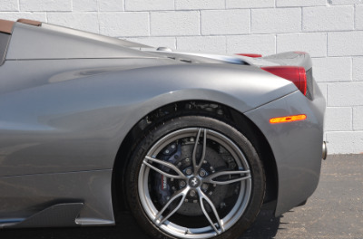 Used 2015 Ferrari 458 Speciale A convertible Used 2015 Ferrari 458 Speciale A convertible for sale $699,900 at Cauley Ferrari in West Bloomfield MI 66