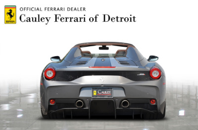 Used 2015 Ferrari 458 Speciale A convertible Used 2015 Ferrari 458 Speciale A convertible for sale $699,900 at Cauley Ferrari in West Bloomfield MI 7