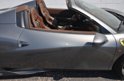 Used 2015 Ferrari 458 Speciale A convertible Used 2015 Ferrari 458 Speciale A convertible for sale $699,900 at Cauley Ferrari in West Bloomfield MI 77