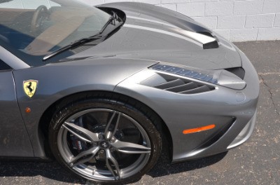 Used 2015 Ferrari 458 Speciale A convertible Used 2015 Ferrari 458 Speciale A convertible for sale $699,900 at Cauley Ferrari in West Bloomfield MI 78