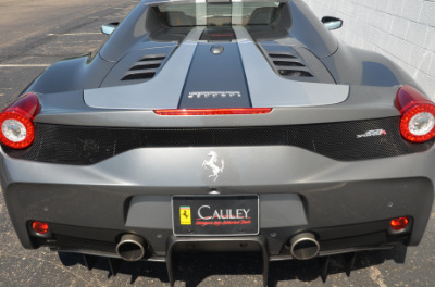 Used 2015 Ferrari 458 Speciale A convertible Used 2015 Ferrari 458 Speciale A convertible for sale $699,900 at Cauley Ferrari in West Bloomfield MI 85