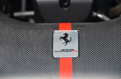 Used 2015 Ferrari 458 Speciale A convertible Used 2015 Ferrari 458 Speciale A convertible for sale $699,900 at Cauley Ferrari in West Bloomfield MI 90