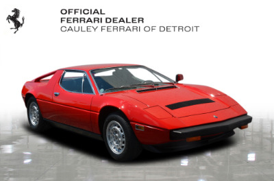 Used 1979 Maserati Merak SS Coupe Used 1979 Maserati Merak SS Coupe for sale $79,900 at Cauley Ferrari in West Bloomfield MI 4