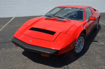 Used 1979 Maserati Merak SS Coupe Used 1979 Maserati Merak SS Coupe for sale $79,900 at Cauley Ferrari in West Bloomfield MI 51