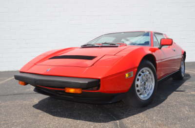 Used 1979 Maserati Merak SS Coupe Used 1979 Maserati Merak SS Coupe for sale $79,900 at Cauley Ferrari in West Bloomfield MI 52