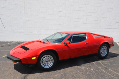 Used 1979 Maserati Merak SS Coupe Used 1979 Maserati Merak SS Coupe for sale $79,900 at Cauley Ferrari in West Bloomfield MI 53