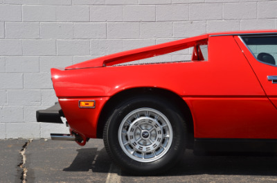 Used 1979 Maserati Merak SS Coupe Used 1979 Maserati Merak SS Coupe for sale $79,900 at Cauley Ferrari in West Bloomfield MI 54
