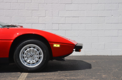 Used 1979 Maserati Merak SS Coupe Used 1979 Maserati Merak SS Coupe for sale $79,900 at Cauley Ferrari in West Bloomfield MI 56