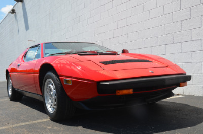 Used 1979 Maserati Merak SS Coupe Used 1979 Maserati Merak SS Coupe for sale $79,900 at Cauley Ferrari in West Bloomfield MI 57