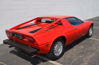 Used 1979 Maserati Merak SS Coupe Used 1979 Maserati Merak SS Coupe for sale $79,900 at Cauley Ferrari in West Bloomfield MI 60