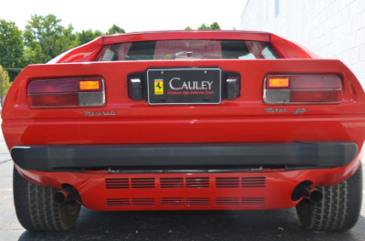 Used 1979 Maserati Merak SS Coupe Used 1979 Maserati Merak SS Coupe for sale $79,900 at Cauley Ferrari in West Bloomfield MI 63