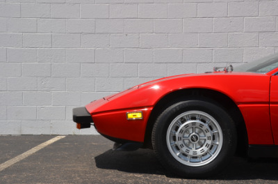 Used 1979 Maserati Merak SS Coupe Used 1979 Maserati Merak SS Coupe for sale $79,900 at Cauley Ferrari in West Bloomfield MI 64