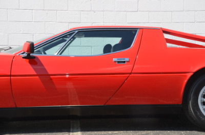 Used 1979 Maserati Merak SS Coupe Used 1979 Maserati Merak SS Coupe for sale $79,900 at Cauley Ferrari in West Bloomfield MI 65