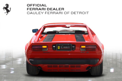 Used 1979 Maserati Merak SS Coupe Used 1979 Maserati Merak SS Coupe for sale $79,900 at Cauley Ferrari in West Bloomfield MI 7