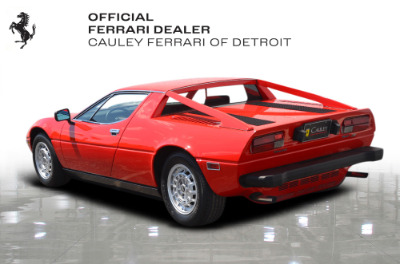 Used 1979 Maserati Merak SS Coupe Used 1979 Maserati Merak SS Coupe for sale $79,900 at Cauley Ferrari in West Bloomfield MI 8