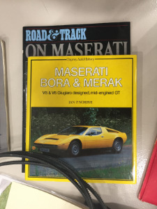 Used 1979 Maserati Merak SS Coupe Used 1979 Maserati Merak SS Coupe for sale $79,900 at Cauley Ferrari in West Bloomfield MI 88