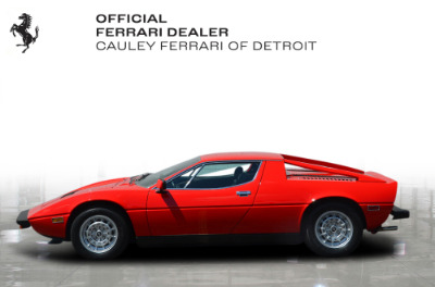 Used 1979 Maserati Merak SS Coupe Used 1979 Maserati Merak SS Coupe for sale $79,900 at Cauley Ferrari in West Bloomfield MI 9