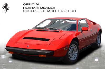 Used 1979 Maserati Merak SS Coupe Used 1979 Maserati Merak SS Coupe for sale $79,900 at Cauley Ferrari in West Bloomfield MI 1