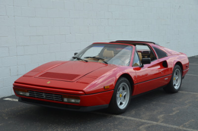 Used 1987 Ferrari 328 GTS 2Dr Used 1987 Ferrari 328 GTS 2Dr for sale Sold at Cauley Ferrari in West Bloomfield MI 10