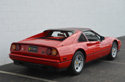 Used 1987 Ferrari 328 GTS 2Dr Used 1987 Ferrari 328 GTS 2Dr for sale Sold at Cauley Ferrari in West Bloomfield MI 14