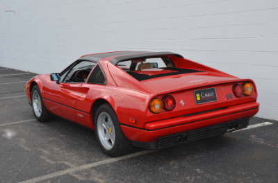 Used 1987 Ferrari 328 GTS 2Dr Used 1987 Ferrari 328 GTS 2Dr for sale Sold at Cauley Ferrari in West Bloomfield MI 16