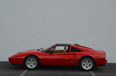Used 1987 Ferrari 328 GTS 2Dr Used 1987 Ferrari 328 GTS 2Dr for sale Sold at Cauley Ferrari in West Bloomfield MI 17