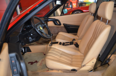 Used 1987 Ferrari 328 GTS 2Dr Used 1987 Ferrari 328 GTS 2Dr for sale Sold at Cauley Ferrari in West Bloomfield MI 2