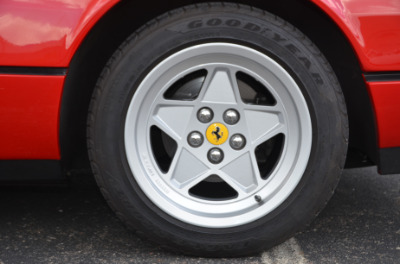 Used 1987 Ferrari 328 GTS 2Dr Used 1987 Ferrari 328 GTS 2Dr for sale Sold at Cauley Ferrari in West Bloomfield MI 21