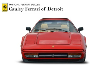 Used 1987 Ferrari 328 GTS 2Dr Used 1987 Ferrari 328 GTS 2Dr for sale Sold at Cauley Ferrari in West Bloomfield MI 3