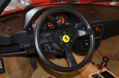 Used 1987 Ferrari 328 GTS 2Dr Used 1987 Ferrari 328 GTS 2Dr for sale Sold at Cauley Ferrari in West Bloomfield MI 37