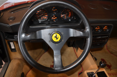 Used 1987 Ferrari 328 GTS 2Dr Used 1987 Ferrari 328 GTS 2Dr for sale Sold at Cauley Ferrari in West Bloomfield MI 38