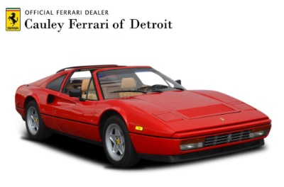 Used 1987 Ferrari 328 GTS 2Dr Used 1987 Ferrari 328 GTS 2Dr for sale Sold at Cauley Ferrari in West Bloomfield MI 4