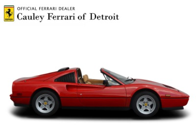 Used 1987 Ferrari 328 GTS 2Dr Used 1987 Ferrari 328 GTS 2Dr for sale Sold at Cauley Ferrari in West Bloomfield MI 5