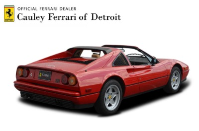 Used 1987 Ferrari 328 GTS 2Dr Used 1987 Ferrari 328 GTS 2Dr for sale Sold at Cauley Ferrari in West Bloomfield MI 6