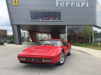 Used 1987 Ferrari 328 GTS 2Dr Used 1987 Ferrari 328 GTS 2Dr for sale Sold at Cauley Ferrari in West Bloomfield MI 69