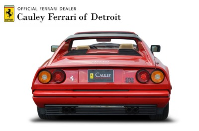 Used 1987 Ferrari 328 GTS 2Dr Used 1987 Ferrari 328 GTS 2Dr for sale Sold at Cauley Ferrari in West Bloomfield MI 7