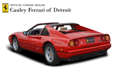 Used 1987 Ferrari 328 GTS 2Dr Used 1987 Ferrari 328 GTS 2Dr for sale Sold at Cauley Ferrari in West Bloomfield MI 8
